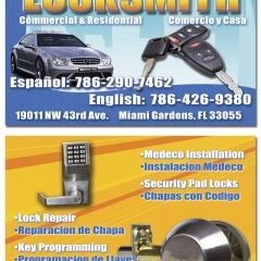 Luisitio Locksmith Post Cards
