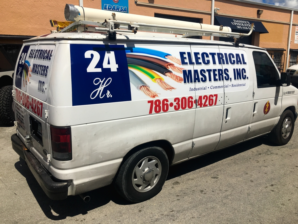 Electrical Masters